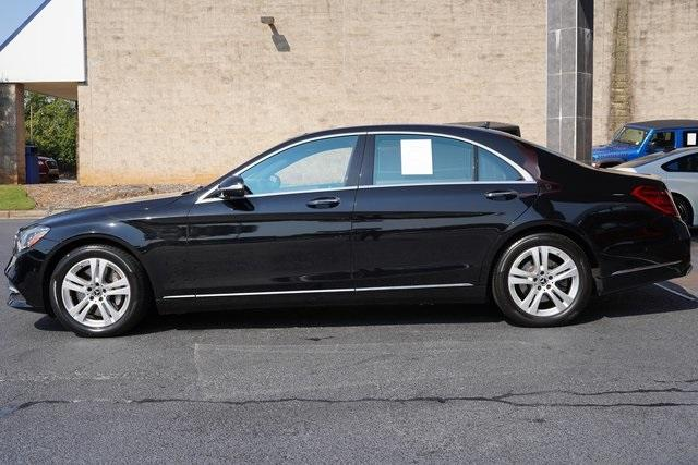 Used 2018 Mercedes-Benz S-Class S 450 for sale $58,991 at Gravity Autos Roswell in Roswell GA 30076 4
