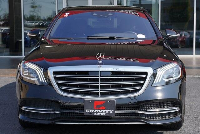 Used 2018 Mercedes-Benz S-Class S 450 for sale $58,991 at Gravity Autos Roswell in Roswell GA 30076 6
