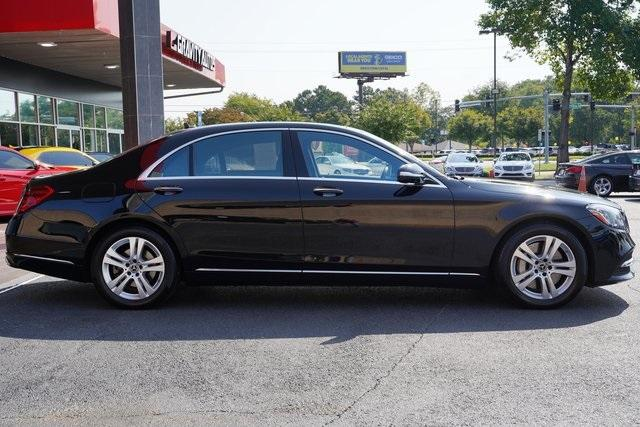 Used 2018 Mercedes-Benz S-Class S 450 for sale $58,991 at Gravity Autos Roswell in Roswell GA 30076 8