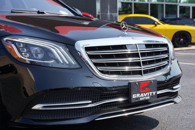 Used 2018 Mercedes-Benz S-Class S 450 for sale $58,991 at Gravity Autos Roswell in Roswell GA 30076 9
