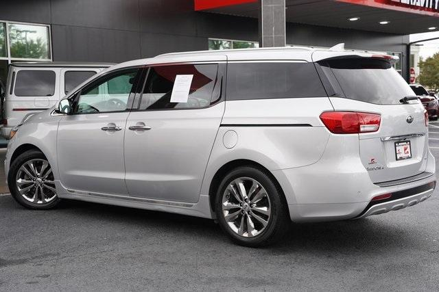 Used 2018 Kia Sedona SX Limited for sale $31,991 at Gravity Autos Roswell in Roswell GA 30076 11