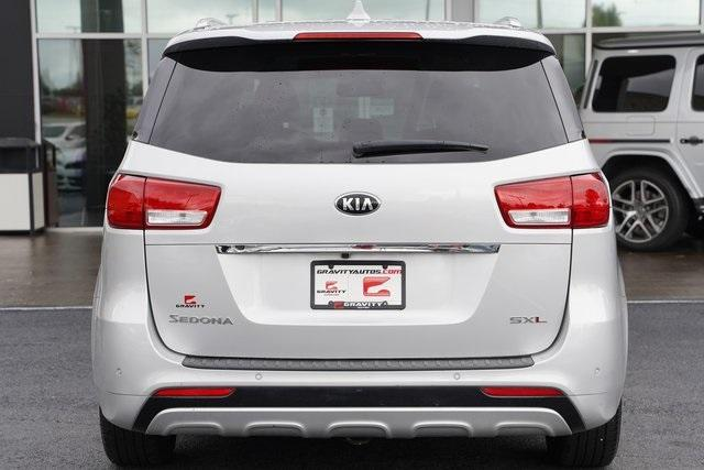 Used 2018 Kia Sedona SX Limited for sale $31,991 at Gravity Autos Roswell in Roswell GA 30076 12