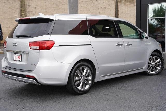 Used 2018 Kia Sedona SX Limited for sale $31,991 at Gravity Autos Roswell in Roswell GA 30076 13