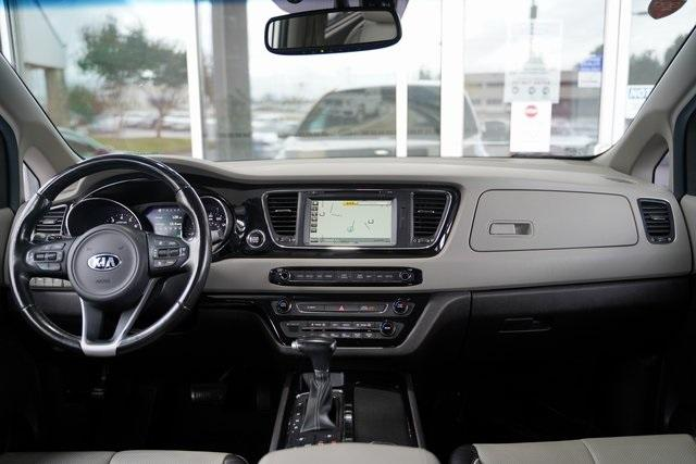 Used 2018 Kia Sedona SX Limited for sale $31,991 at Gravity Autos Roswell in Roswell GA 30076 15