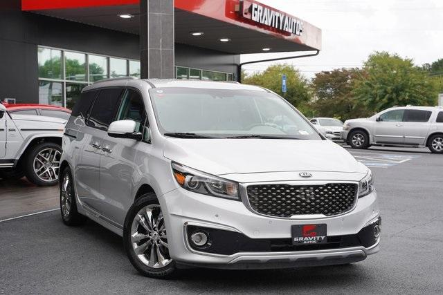 Used 2018 Kia Sedona SX Limited for sale $31,991 at Gravity Autos Roswell in Roswell GA 30076 2