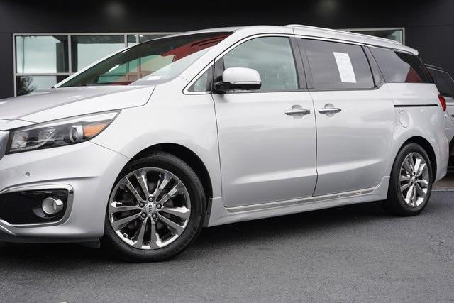 Used 2018 Kia Sedona SX Limited for sale $31,991 at Gravity Autos Roswell in Roswell GA 30076 3