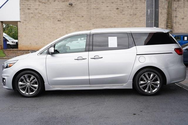 Used 2018 Kia Sedona SX Limited for sale $31,991 at Gravity Autos Roswell in Roswell GA 30076 4