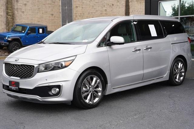 Used 2018 Kia Sedona SX Limited for sale $31,991 at Gravity Autos Roswell in Roswell GA 30076 5
