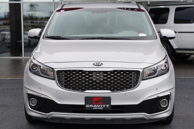 Used 2018 Kia Sedona SX Limited for sale $31,991 at Gravity Autos Roswell in Roswell GA 30076 6