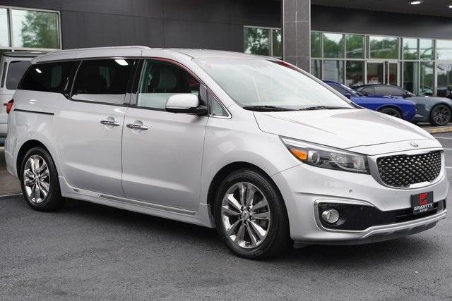 Used 2018 Kia Sedona SX Limited for sale $31,991 at Gravity Autos Roswell in Roswell GA 30076 7