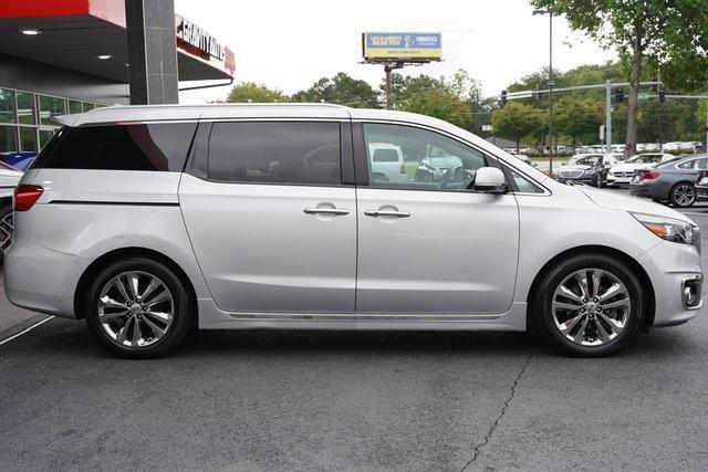 Used 2018 Kia Sedona SX Limited for sale $31,991 at Gravity Autos Roswell in Roswell GA 30076 8