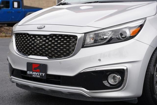 Used 2018 Kia Sedona SX Limited for sale $31,991 at Gravity Autos Roswell in Roswell GA 30076 9