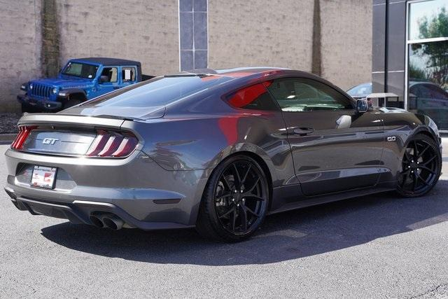 Used 2018 Ford Mustang GT for sale Sold at Gravity Autos Roswell in Roswell GA 30076 13