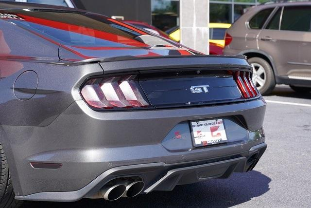 Used 2018 Ford Mustang GT for sale Sold at Gravity Autos Roswell in Roswell GA 30076 14