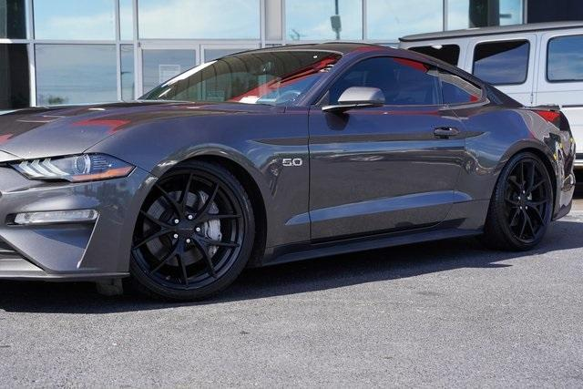 Used 2018 Ford Mustang GT for sale Sold at Gravity Autos Roswell in Roswell GA 30076 3