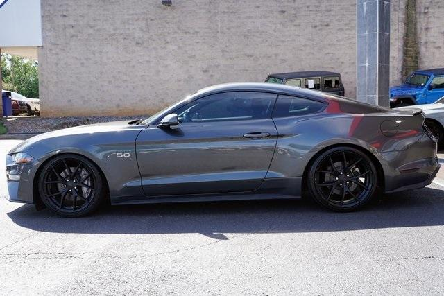 Used 2018 Ford Mustang GT for sale Sold at Gravity Autos Roswell in Roswell GA 30076 4