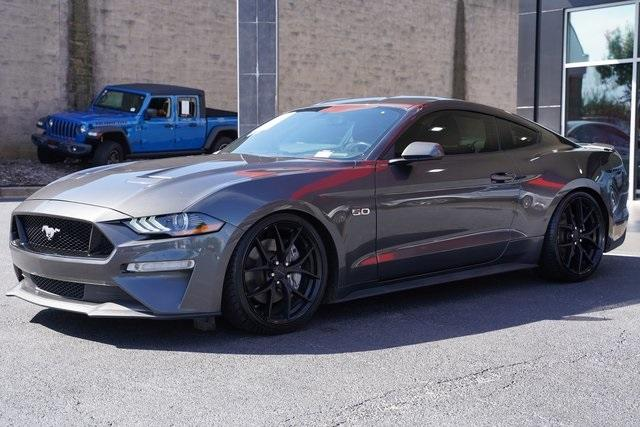 Used 2018 Ford Mustang GT for sale Sold at Gravity Autos Roswell in Roswell GA 30076 5