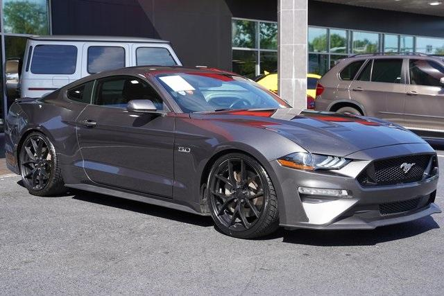 Used 2018 Ford Mustang GT for sale Sold at Gravity Autos Roswell in Roswell GA 30076 7