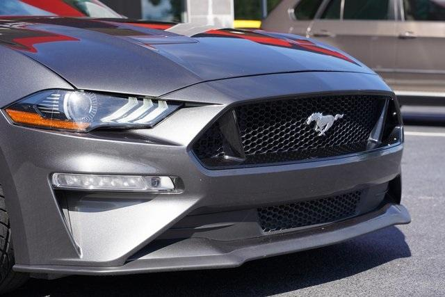 Used 2018 Ford Mustang GT for sale Sold at Gravity Autos Roswell in Roswell GA 30076 9
