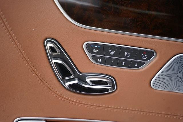 Used 2017 Mercedes-Benz S-Class S 550 for sale $81,991 at Gravity Autos Roswell in Roswell GA 30076 11