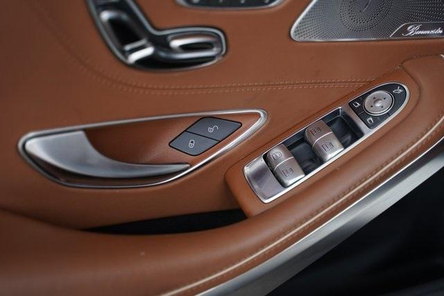 Used 2017 Mercedes-Benz S-Class S 550 for sale $81,991 at Gravity Autos Roswell in Roswell GA 30076 12