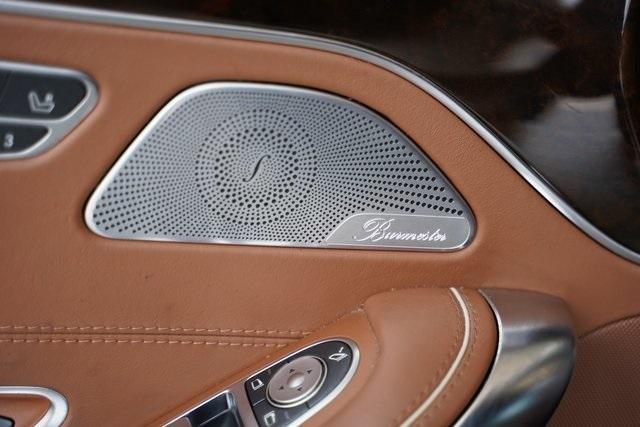 Used 2017 Mercedes-Benz S-Class S 550 for sale $81,991 at Gravity Autos Roswell in Roswell GA 30076 13