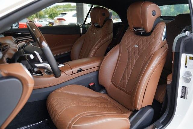 Used 2017 Mercedes-Benz S-Class S 550 for sale $81,991 at Gravity Autos Roswell in Roswell GA 30076 14