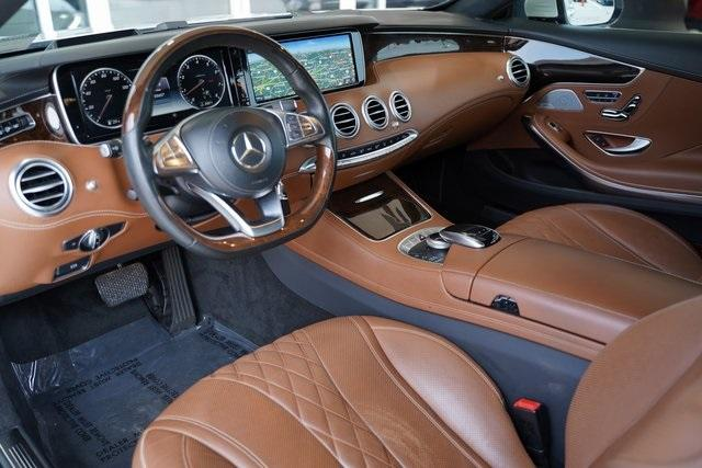 Used 2017 Mercedes-Benz S-Class S 550 for sale $81,991 at Gravity Autos Roswell in Roswell GA 30076 17