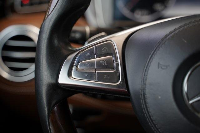 Used 2017 Mercedes-Benz S-Class S 550 for sale $81,991 at Gravity Autos Roswell in Roswell GA 30076 19