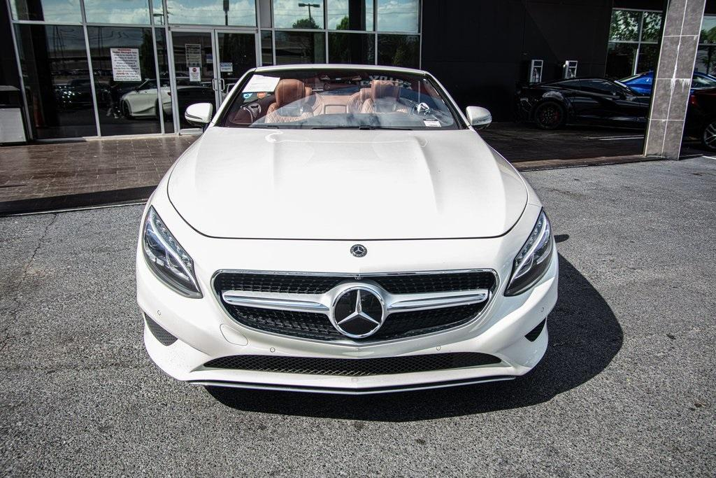 Used 2017 Mercedes-Benz S-Class S 550 for sale $81,991 at Gravity Autos Roswell in Roswell GA 30076 2