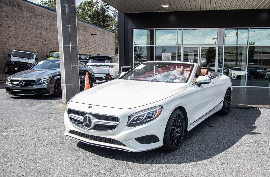 Used 2017 Mercedes-Benz S-Class S 550 for sale $81,991 at Gravity Autos Roswell in Roswell GA 30076 3