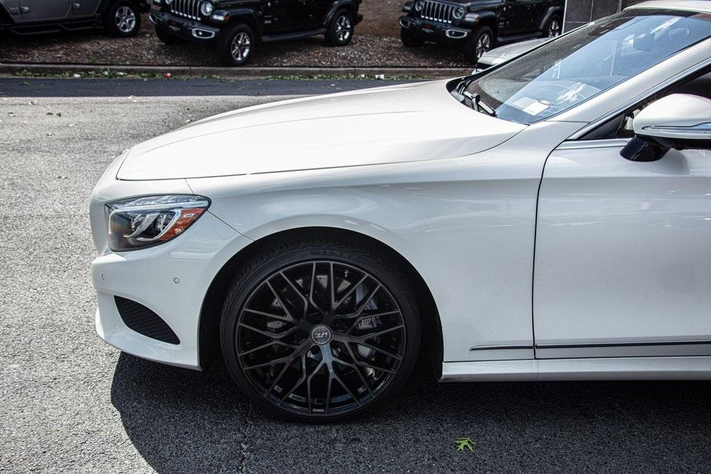 Used 2017 Mercedes-Benz S-Class S 550 for sale $81,991 at Gravity Autos Roswell in Roswell GA 30076 4