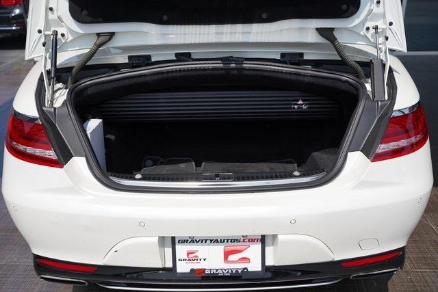 Used 2017 Mercedes-Benz S-Class S 550 for sale $81,991 at Gravity Autos Roswell in Roswell GA 30076 7