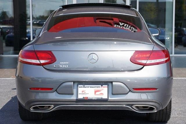 Used 2017 Mercedes-Benz C-Class C 300 for sale $35,991 at Gravity Autos Roswell in Roswell GA 30076 11