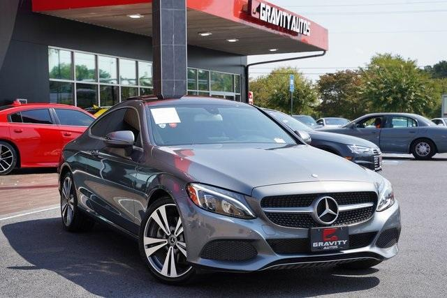 Used 2017 Mercedes-Benz C-Class C 300 for sale $35,991 at Gravity Autos Roswell in Roswell GA 30076 2