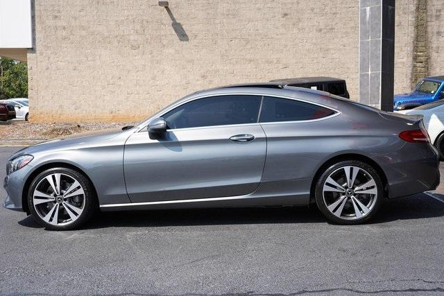 Used 2017 Mercedes-Benz C-Class C 300 for sale $35,991 at Gravity Autos Roswell in Roswell GA 30076 4