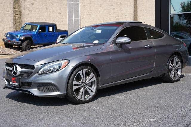 Used 2017 Mercedes-Benz C-Class C 300 for sale $35,991 at Gravity Autos Roswell in Roswell GA 30076 5