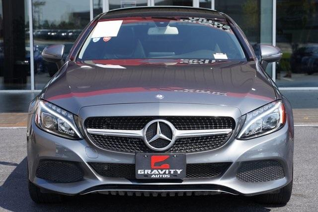 Used 2017 Mercedes-Benz C-Class C 300 for sale $35,991 at Gravity Autos Roswell in Roswell GA 30076 6