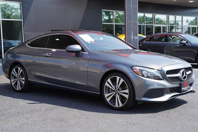 Used 2017 Mercedes-Benz C-Class C 300 for sale $35,991 at Gravity Autos Roswell in Roswell GA 30076 7