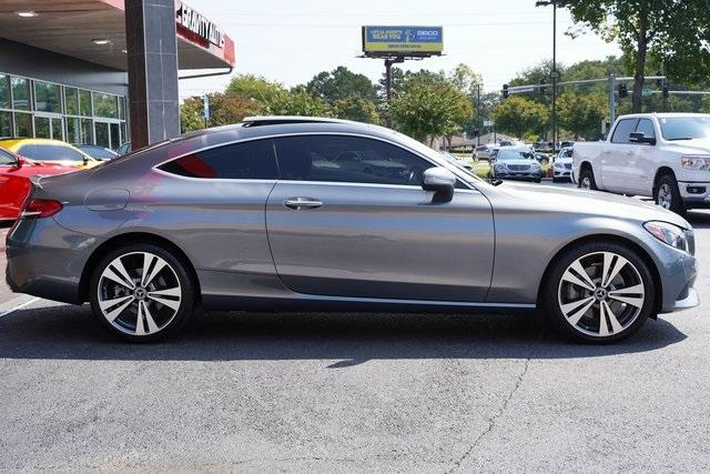 Used 2017 Mercedes-Benz C-Class C 300 for sale $35,991 at Gravity Autos Roswell in Roswell GA 30076 8