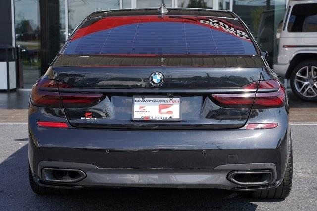 Used 2017 BMW 7 Series 750i xDrive for sale $41,991 at Gravity Autos Roswell in Roswell GA 30076 12