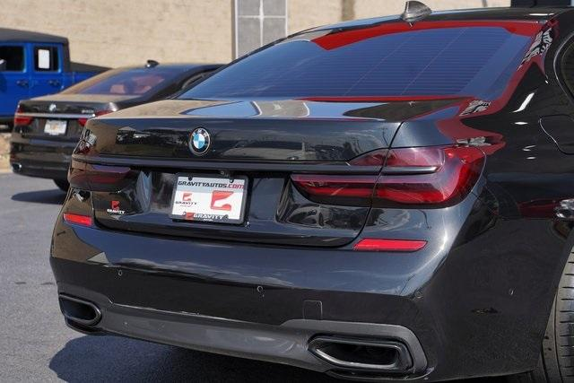 Used 2017 BMW 7 Series 750i xDrive for sale $41,991 at Gravity Autos Roswell in Roswell GA 30076 14