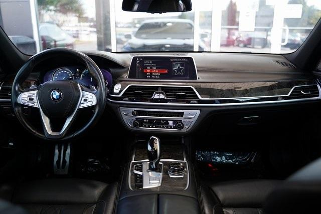 Used 2017 BMW 7 Series 750i xDrive for sale $41,991 at Gravity Autos Roswell in Roswell GA 30076 15