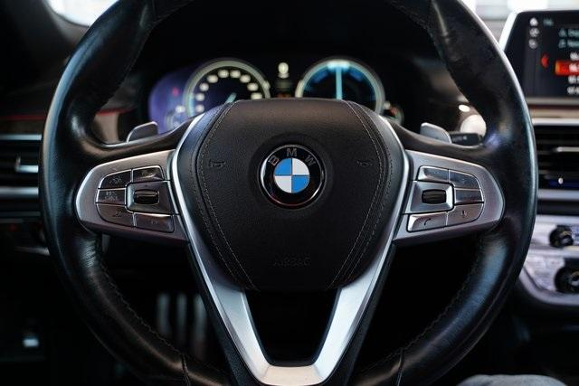 Used 2017 BMW 7 Series 750i xDrive for sale $41,991 at Gravity Autos Roswell in Roswell GA 30076 16
