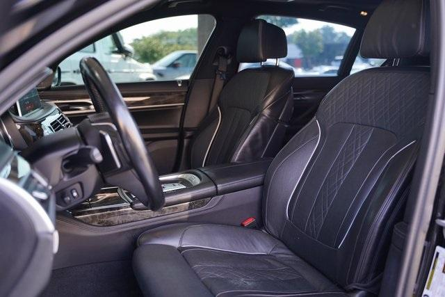 Used 2017 BMW 7 Series 750i xDrive for sale $41,991 at Gravity Autos Roswell in Roswell GA 30076 31