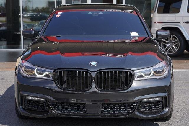 Used 2017 BMW 7 Series 750i xDrive for sale $41,991 at Gravity Autos Roswell in Roswell GA 30076 6