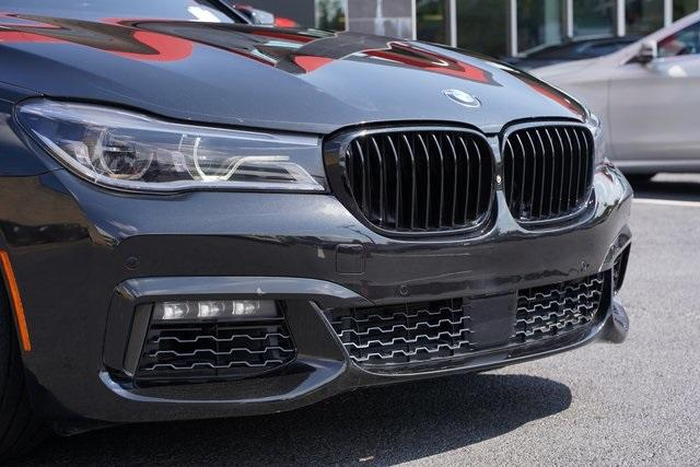 Used 2017 BMW 7 Series 750i xDrive for sale $41,991 at Gravity Autos Roswell in Roswell GA 30076 9