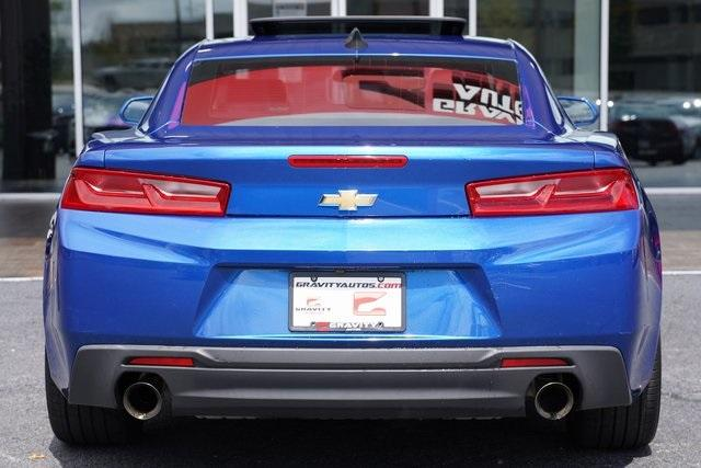 Used 2017 Chevrolet Camaro 2LT for sale $33,991 at Gravity Autos Roswell in Roswell GA 30076 12