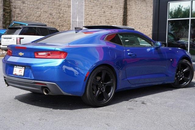 Used 2017 Chevrolet Camaro 2LT for sale $33,991 at Gravity Autos Roswell in Roswell GA 30076 13