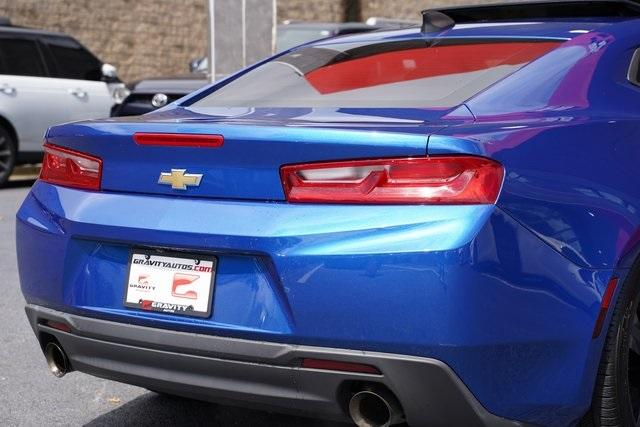 Used 2017 Chevrolet Camaro 2LT for sale $33,991 at Gravity Autos Roswell in Roswell GA 30076 14